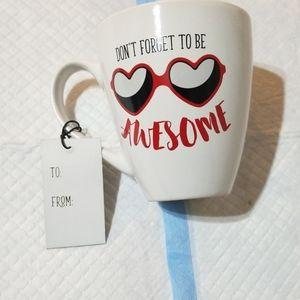 """""""AWESOME """" cup/mug"""